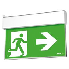 Up LED Exit